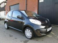CITROEN C1 VIBE BLACK 1.0 PETROL MANUAL LOW MILES
