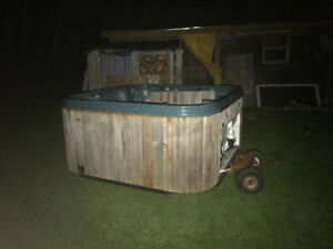 Hot tub moves!!!!!