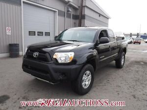 2013 TOYOTA TACOMA TRD OFFROAD ACCESS CAB 4X4 V6 AT 4.0L TRD OFF