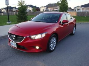 2015 Mazda6 Auto GS with Luxury package