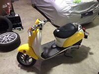 2003 Honda Jazz scooter