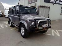 2010 Land Rover 110 Defender 2.4TDi XS 7 Seater