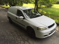 2000 Vauxhall Astra Van Mk4 2.0 dti conversion Gsi bits and leather interior!!!