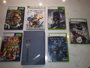 Xbox, Kinect, PSP games