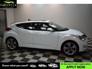 2016 Hyundai Veloster Tech- BLUETOOTH * NAV * LEATHER