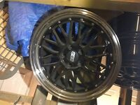 18inch alloy wheels