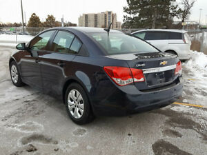 2014 Chevrolet Cruze BASE Sedan Certified 1owner LOW km
