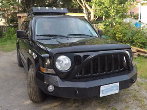 2010 Jeep Patriot 4x4 fully loaded