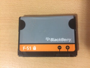 BlackBerry F-S1 Battery