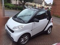 Smart Fortwo 0.8 Passion Cabriolet 2009