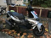 2015 Gilera Runner 125 -low mileage- best example available.