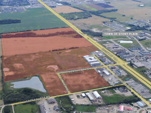 Sale, Lease, or Build to Suit, Stony Plain Business Park