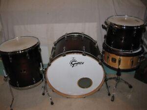 """Drum Gretsch Renown Maple  24"""""""