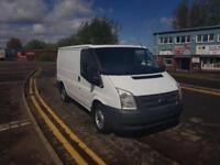 "FORD TRANSIT T260 FWD [100PSI] SWB LOW ROOF 2013""63"" REG 98,000 MILES **NO VAT**"