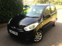 2013 63 HYUNDAI i10 1.2 CLASSIC GREAT VALUE ROAD TAX ONLY £20 A YEAR !!!