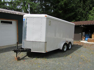 2006 Interstate Utility Trailer