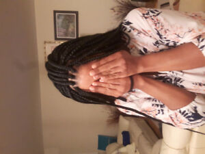AFRICAN BRAIDER AVAILABLE CHEAP