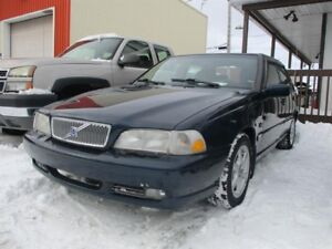 Volvo S70 4dr Sdn 2000