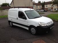 11, 11 2008, CITROEN BERLINGO 600 MODEL. 1600 CC DIESEL.
