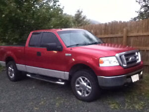 2008 Ford F-150 Pickup Truck 299,000 KM REDUCED PRICE $3500.