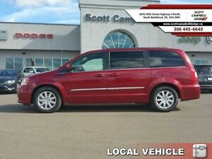 2014 Chrysler Town  Country Touring   - local - sk tax paid - no