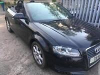 Audi A3 Cabriolet 1.9TDI 2009MY DIESEL,1 PREVIOUS OWNER (08 PLATE)