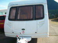Sterling Europa 540 six berth single axle