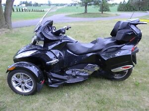 2010 Can Am Spyder RTS Limited