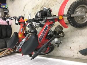 Honda CT trail 70