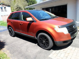 FORD EDGE AWD SEL 2007 TOIT PANORAMIQUE