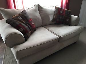 Sofa and Loveseat Set - Moving Sale!