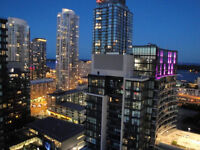 2 Bed 2 Bath Cityplace Downtown Condo, Parking and Locker