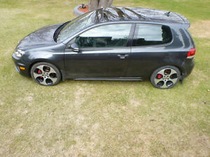 2012 VW Volkswagen Golf GTI 2.0T DSG Highline Mk6