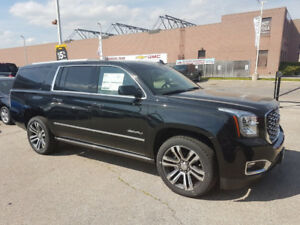 Yukon Denali Summer Blow-out, Special Cash Offer