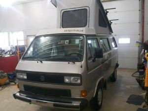 1987 VW Westfalia - Weekender, low miles, super clean!