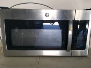 GE Over-the Range Microwave