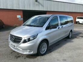 Mercedes-Benz Vito 119 Bluetec Tourer Select DIESEL AUTOMATIC SILVER (2019)
