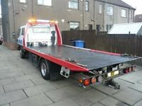 27/7 DAY & NIGHT CAR RECOVERY SCRAP CARS VEHICLE BREAKDOWN SMALL VAN RECOVERY TRANSPORT TOW TRUCK