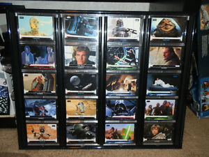 STAR WARS COLLAGE AND COMICS