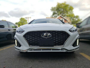 2018 HYUNDAI SONATA SPORT. SUNROOF. LEATHER SEATS. BACK-UP CAM
