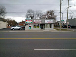 3 Unit Commercial Building For Sale