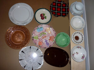 Dishes :  Variety as shown : Clean,SmokeFree, 20+ pieces ..