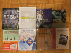 Selling IBM Textbooks - Project Management