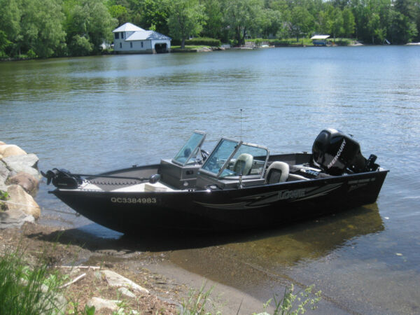Lowe boats 165 for sale canada for How much does a fishing boat cost