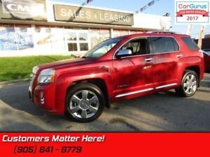 2015 GMC Terrain Denali  AWD, NAVI., CAMERA, ROOF, LEATHER