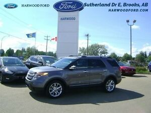 2013 Ford Explorer Limited   - LIMITED - NAVIGATION - MOONROOF -