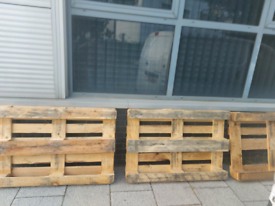 Pallets Free X3 - Various Size
