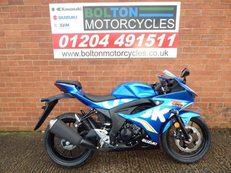 SUZUKI GSXR125 MOTORCYCLE | in Bolton, Manchester | Gumtree