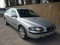2003 52 Volvo S60 2.4 D5 SE AUTOMATIC 48.7 MPG MAY P/X