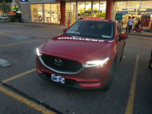 MAZDA CX-5 GT AWD with TECH pkg Tax included!